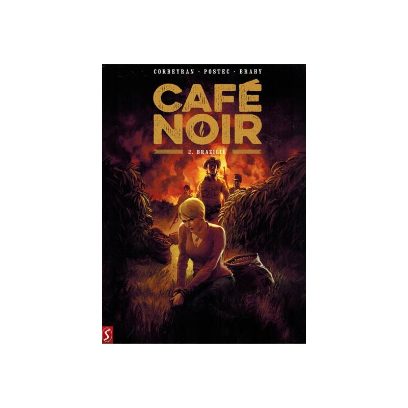 Cafe Noir HC 02 Brazilie
