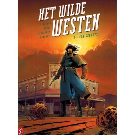 Wilde Westen HC 03 Six secrets