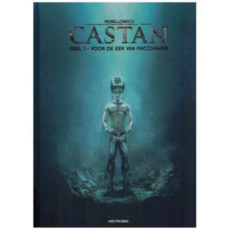 Castan set HC deel 1 t/m 3