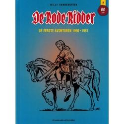 Rode Ridder  integraal HC 02 De eerste avonturen 1960-1961