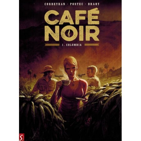 Cafe Noir HC set deel 1 & 2