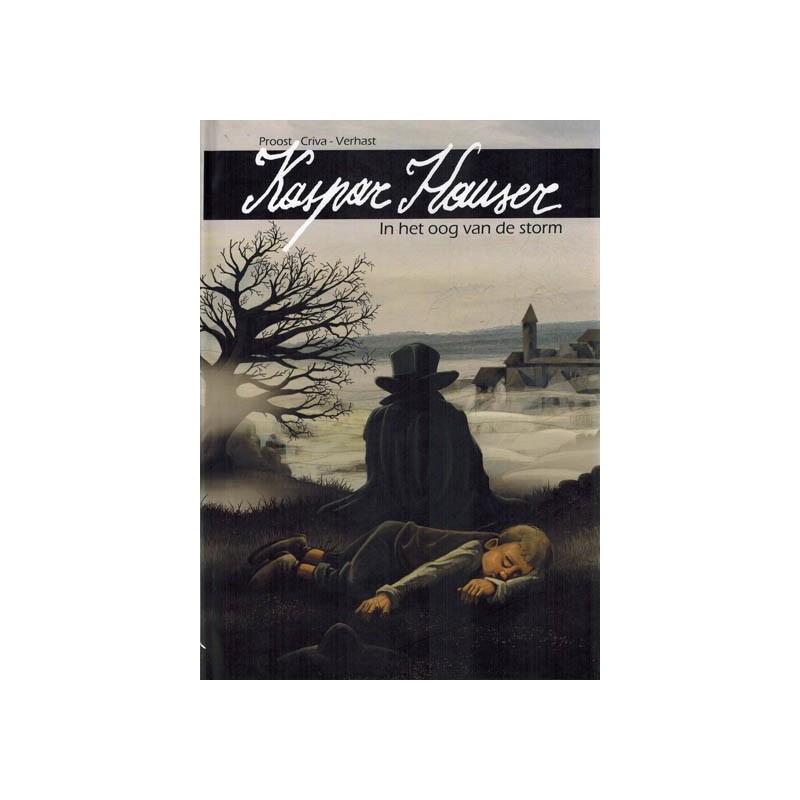 Kaspar Hauser HC In het oog van de storm