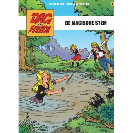 Dag & Heidi  08 De magische stem