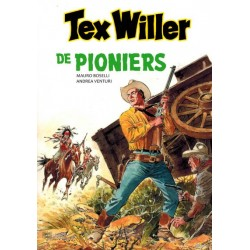 Tex Willer  Annual 11 De pioniers