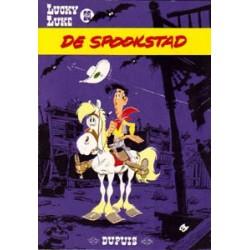 Lucky Luke 25 De spookstad herdruk