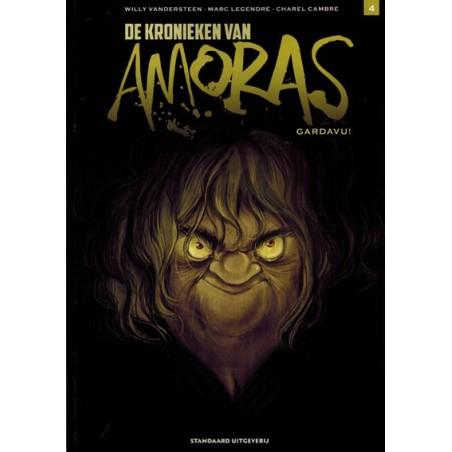 Suske & Wiske   Amoras 10 De kronieken 4 Gardavu! (naar Willy Vandersteen)