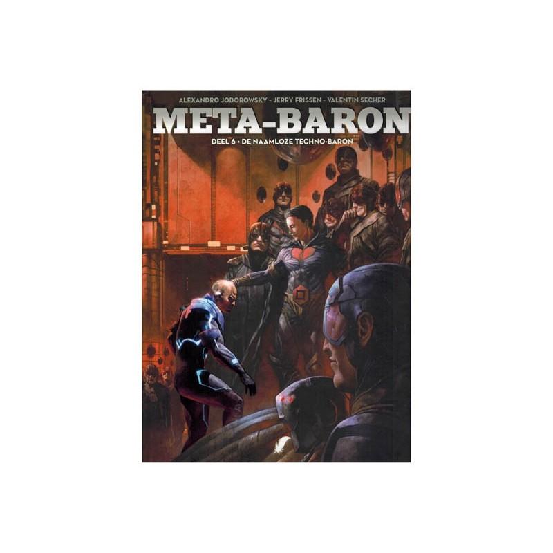 Meta-Baron HC 06 De naamloze Techno-baron