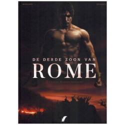 Derde zoon van Roma HC 02 Eunus, de eerste Spartacus