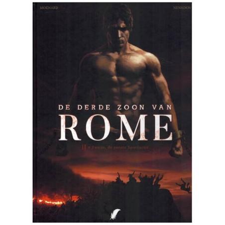Derde zoon van Rome HC 02 Eunus, de eerste Spartacus