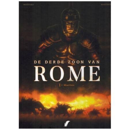 Derde zoon van Rome HC 01 Martius