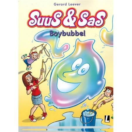 Suus & Sas  15 Boybubbel
