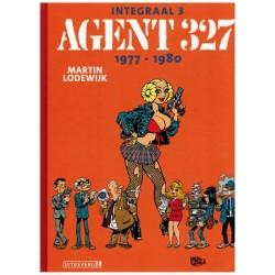 Agent 327  integraal Luxe 03 HC 1977-1980