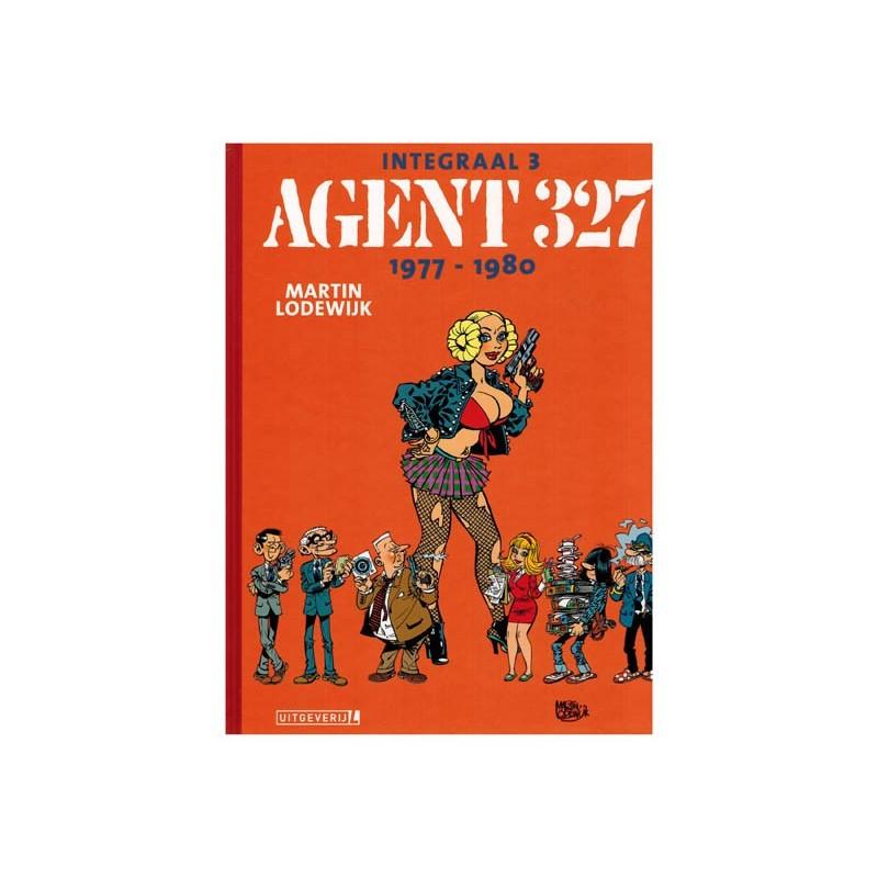 Agent 327   integraal HC 03 1977-1980