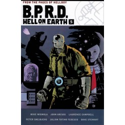 B.P.R.D. Hell on earth HC 05 first printing 2019