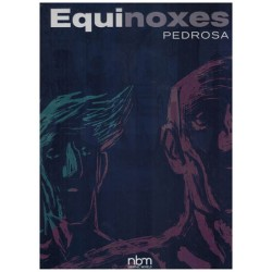 Equinoxes HC first printing 2016