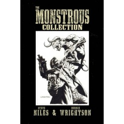 Wrightson Monstrous collection SC first printing 2017