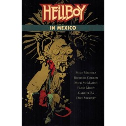Hellboy TP Hellboy in Mexico first printing 2016