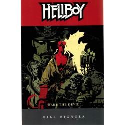Hellboy TP 02 Wake the devil reprint