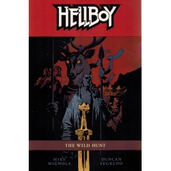 Hellboy TP 09 The wild hunt first printing 2010