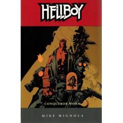 Hellboy TP 05 Conqueror worm reprint