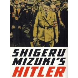 Shigeru Mizuki's Hitler TP first printing 2015