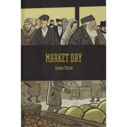 Market day HC reprint