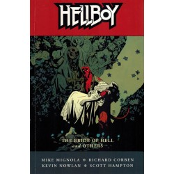 Hellboy TP 11 The bride of hell and others first printing 2011