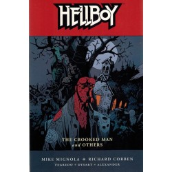 Hellboy TP 10 The crooked man and others first printing 2010