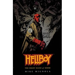 Hellboy TP 04 The right hand of doom first printing 2000