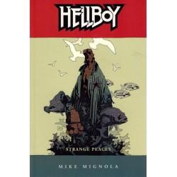Hellboy TP 06 Strange places first printing 2006