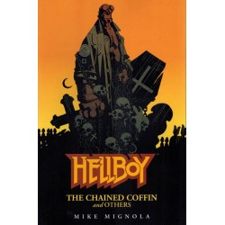 Hellboy TP 03 The chained coffin and others first printing 1998