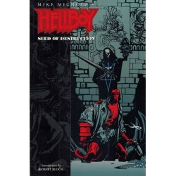 Hellboy TP 01 Seed of destruction first printing 1994