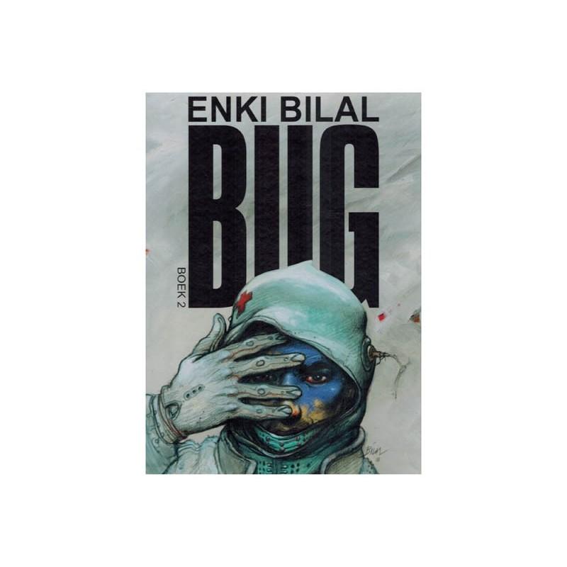 Bilal strips  HC Bug boek 2
