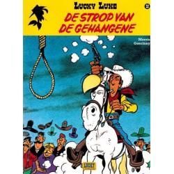 Lucky Luke    52 De strop van de gehangene
