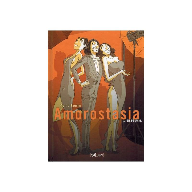 Amorostasia 03 HC …en eeuwig