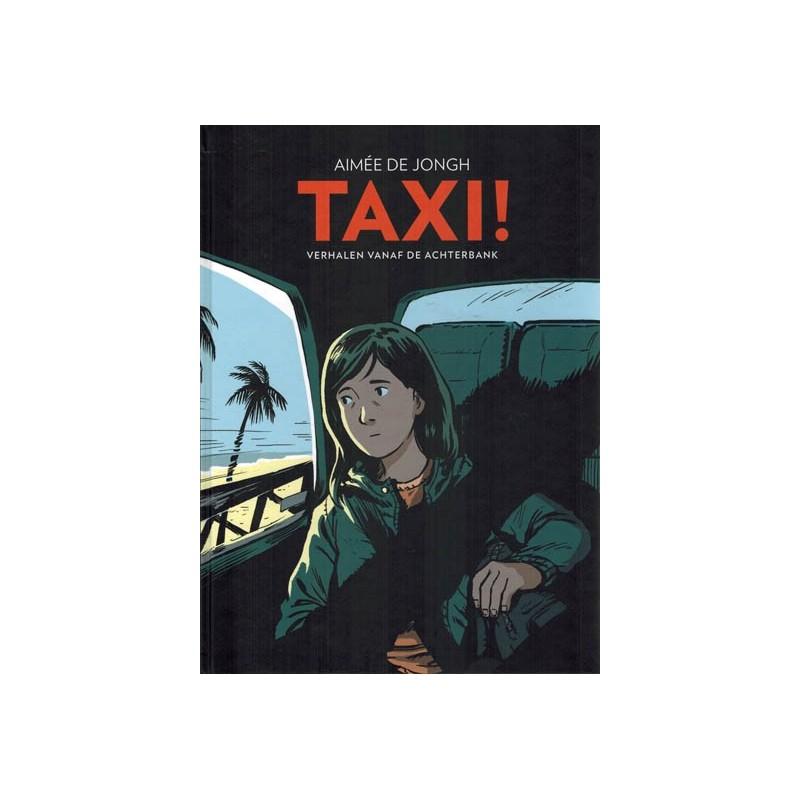 Taxi! HC Verhalen vanaf de achterbank