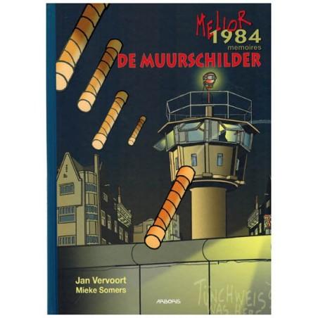 Melior 1984 memoires HC De muurschilder