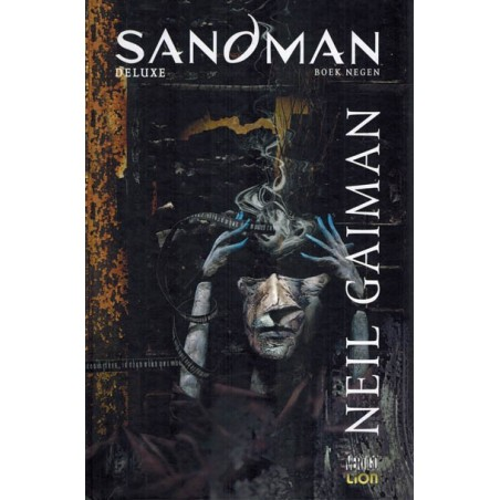Sandman NL 09 Luxe HC De welgezinden