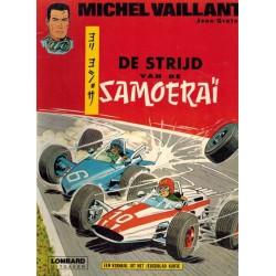Michel Vaillant  10 De strijd van de samoerai herdruk Lombard