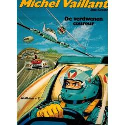 Michel Vaillant 36 De verdwenen coureur 1e druk 1980