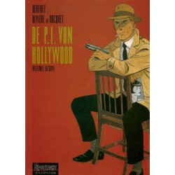 Berthet<br>De P.I. van Hollywood Integraal HC