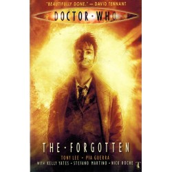 Doctor Who The forgotten (Tenth Doctor) reprint
