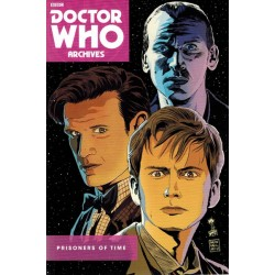 Doctor Who archives Prisoners of time first printing 2016
