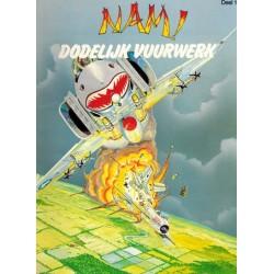 Nam 02 Dodelijk vuurwerk 1e druk 1985