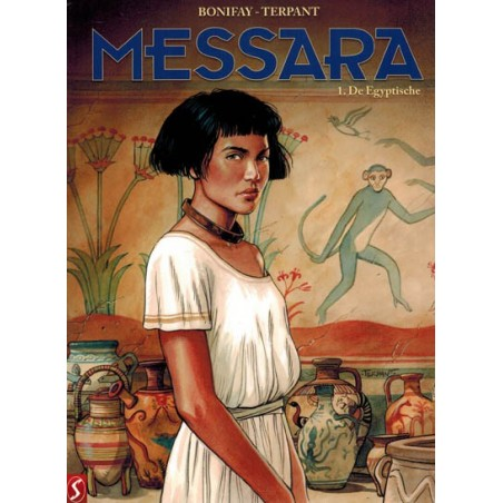 Messara 01 De Egyptische