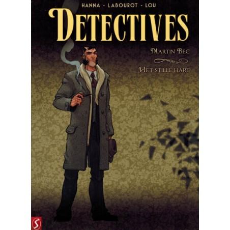 Detectives HC 04 Martin Bec & Het stille hart