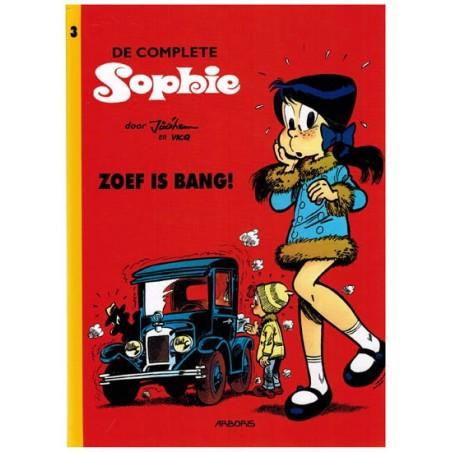 Sophie  integraal HC 03 Zoef is bang!