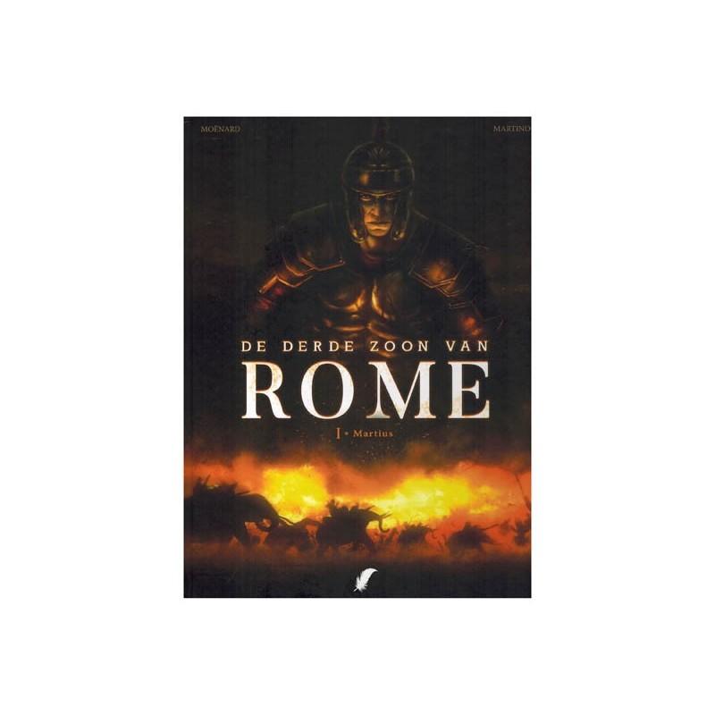 Derde zoon van Rome 01 Martius