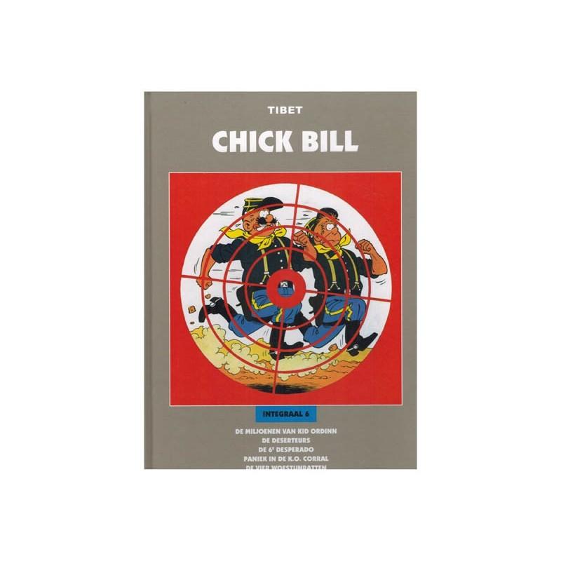 Chick Bill   integraal 06 HC