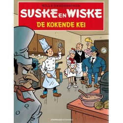 Suske & Wiske   kortverhalenset II 4. De bloedbroeder / 5. De treiterende trein / 6. De kokende kei